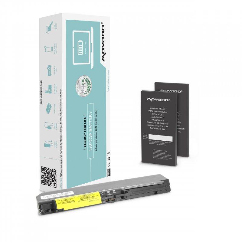 """Baterie movano IBM 14"""" T61, R61 (6600mAh)"""