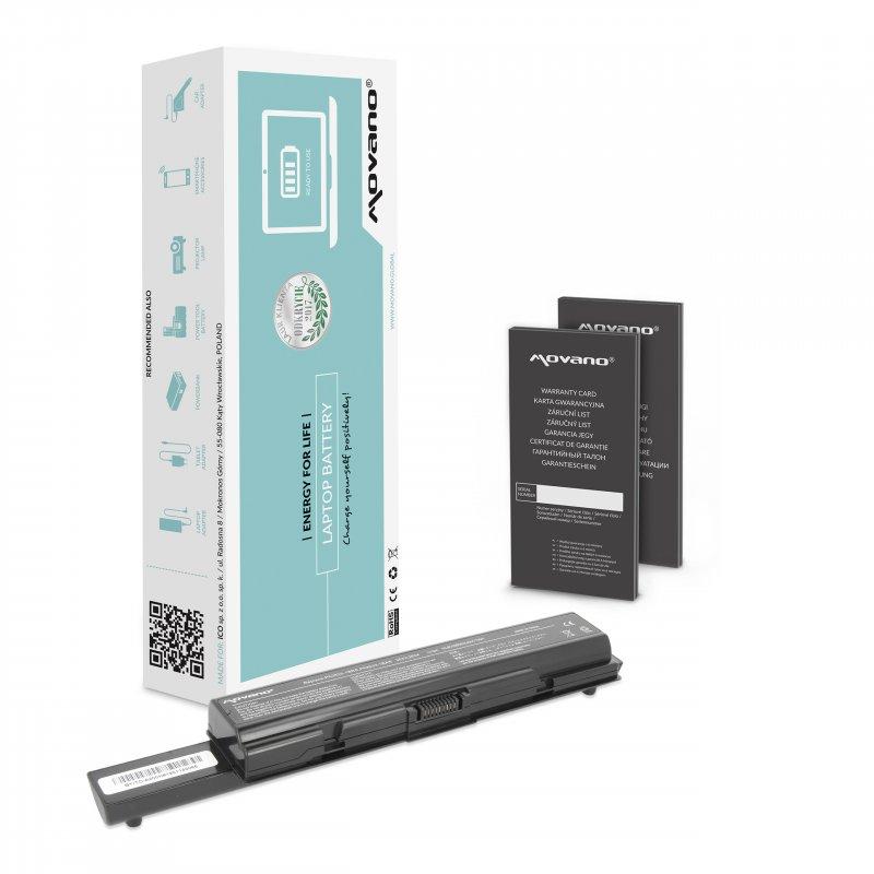 Baterie movano Toshiba A200, A300 (6600mAh)