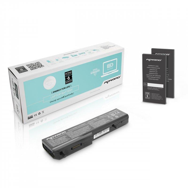 Baterie movano premium Dell Vostro 1310, 1320, 1510 (5200 mAh)