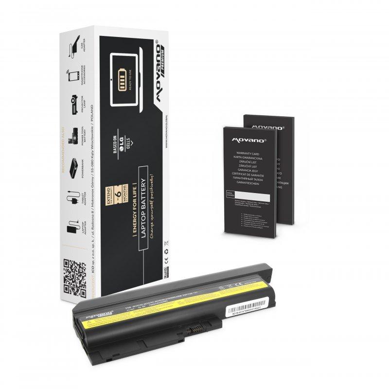 Baterie movano premium IBM R60, T60, T61 (7800mAh)