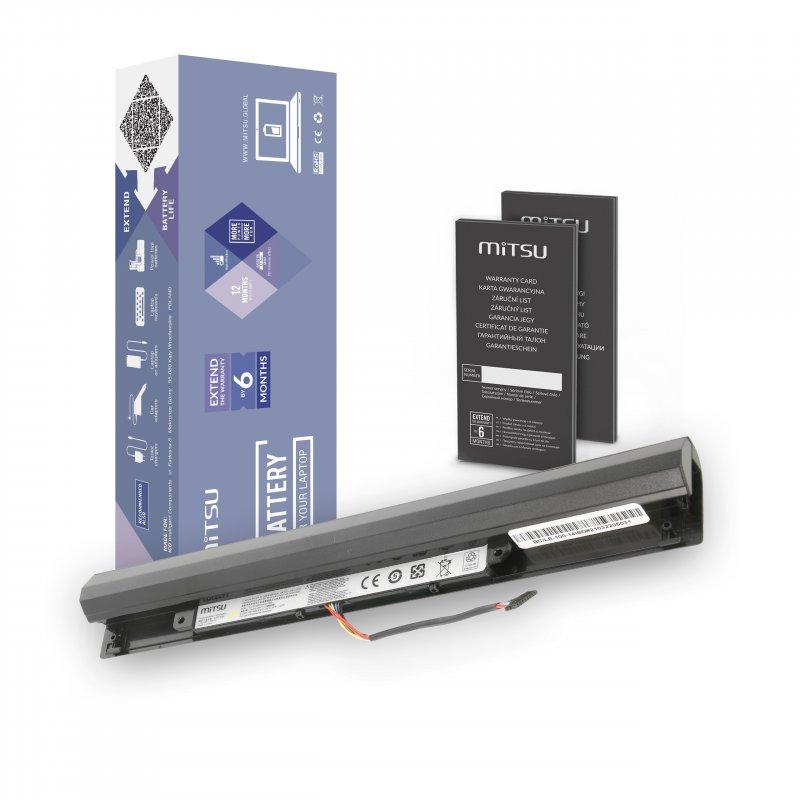 Energyking.cz Baterie mitsu Lenovo IdeaPad 100-14IBD