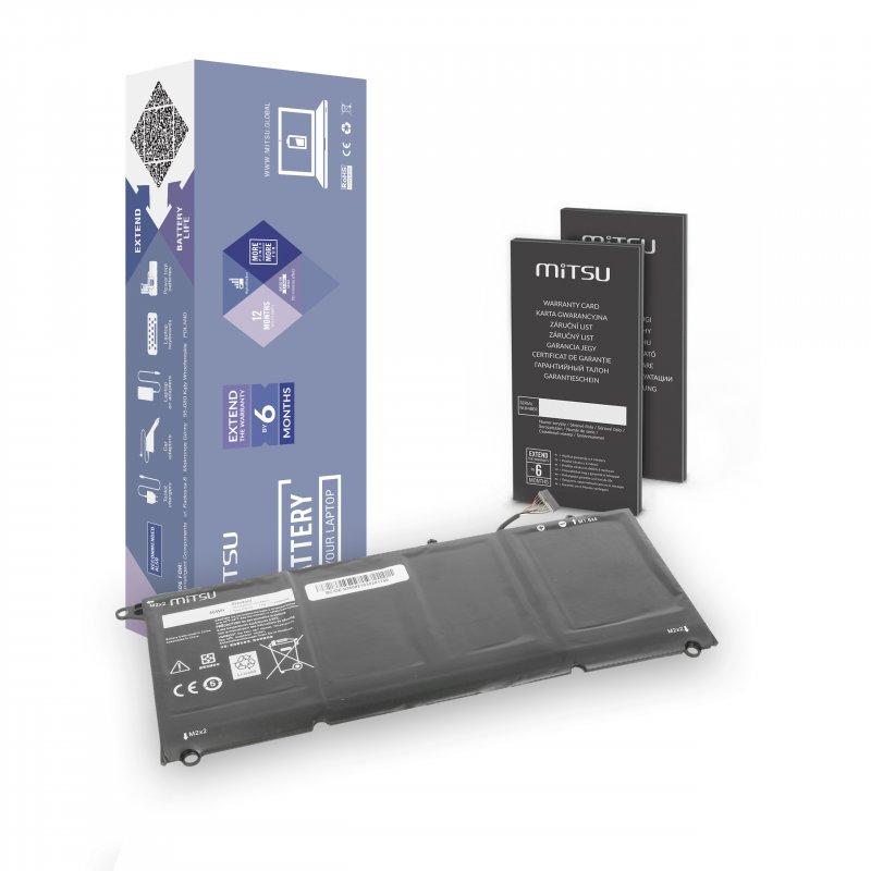 Baterie mitsu Dell XPS 13 9360