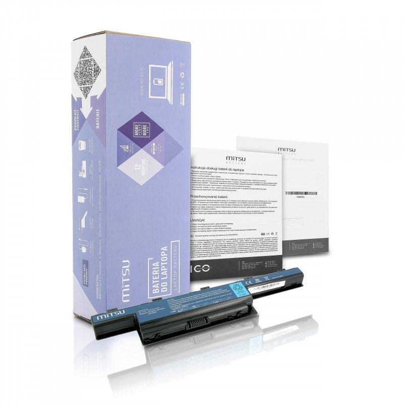 Baterie mitsu Acer Aspire 4551, 4741, 5741
