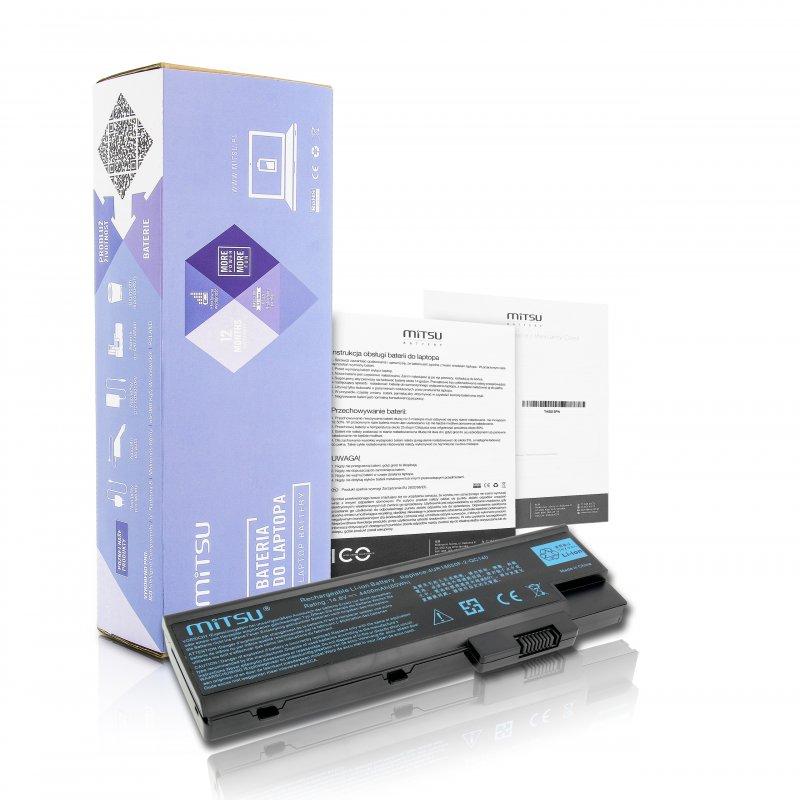 Baterie mitsu Acer TM2300, Aspire 1680