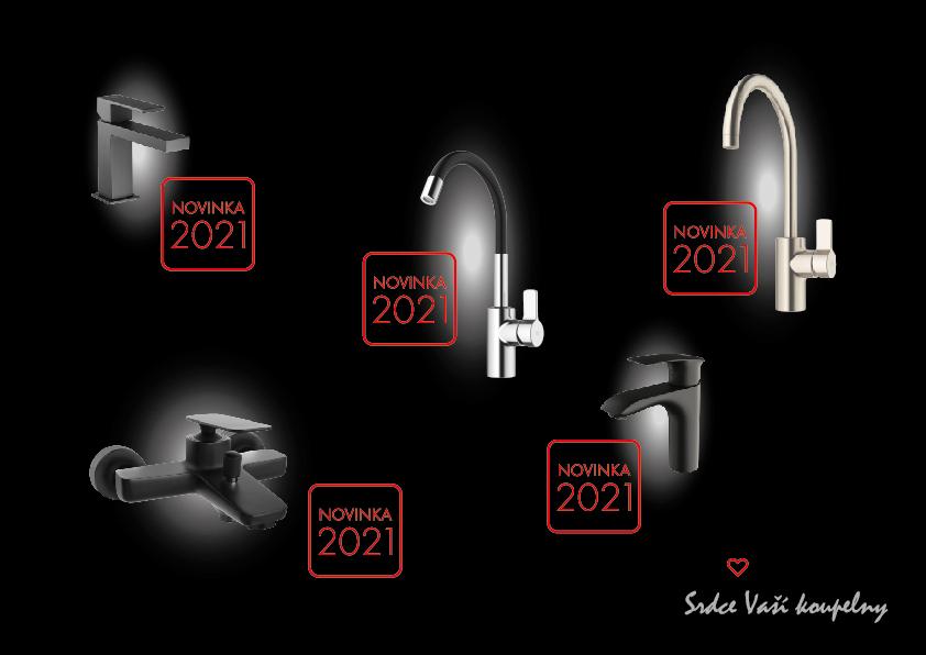 NOVINKY pro rok 2021