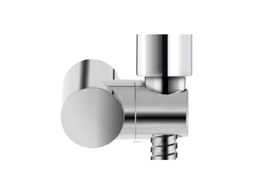 Držák sprchy -stěnový, Pure 12152