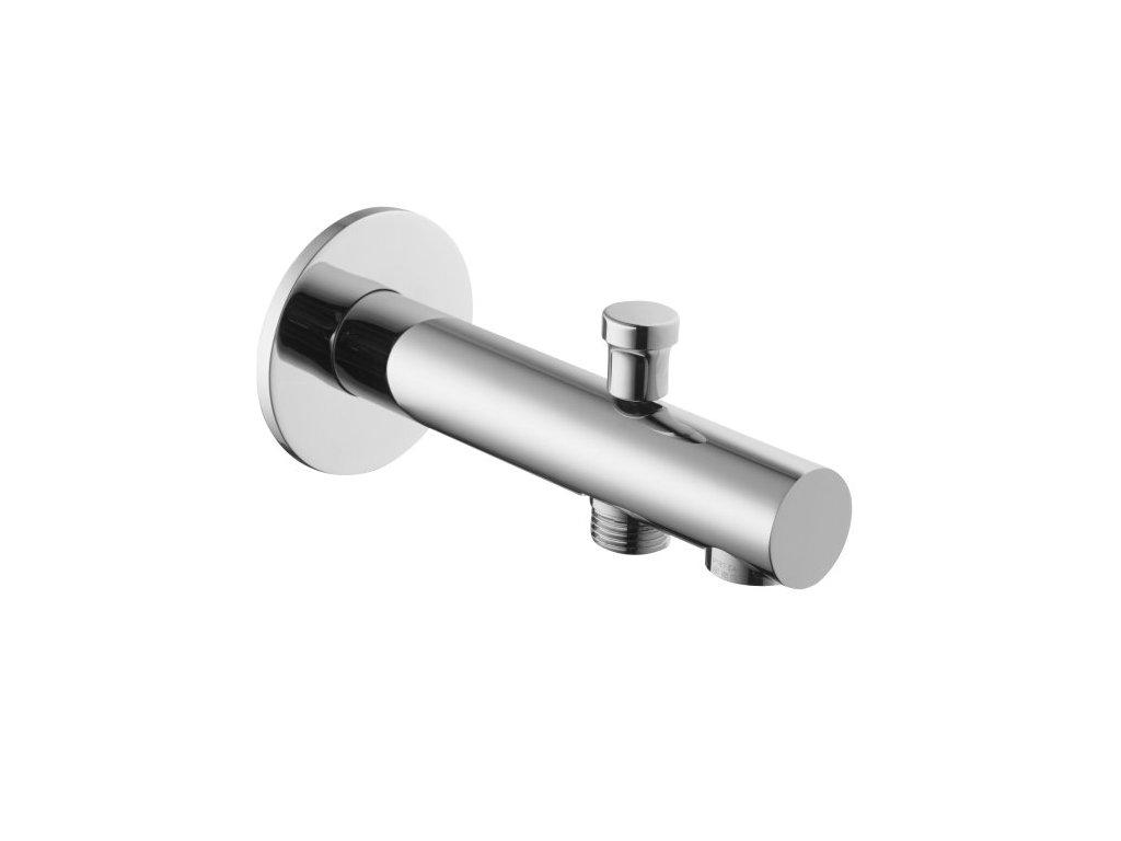 Výtok vanový s přepínáním pro sprchu, Pure 12211