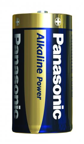 Batéria Panasonic Power Alkaline C LR14