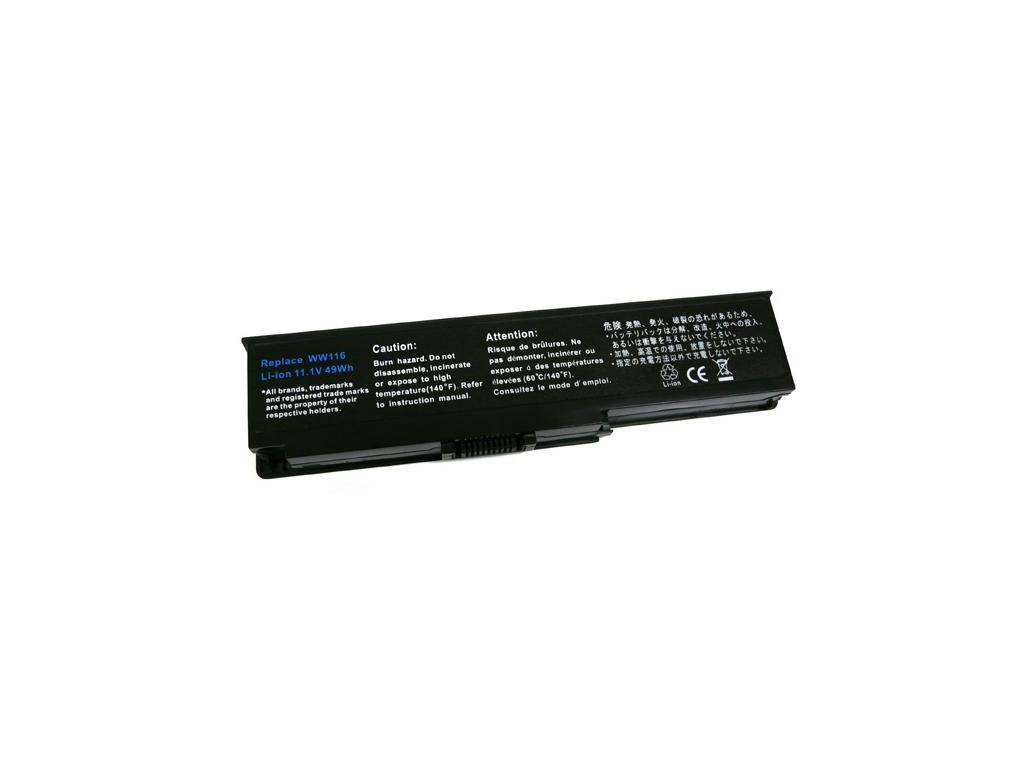 Batéria kompatibilná s Dell Inspiron 1420 / Vostro 1400 Li-Ion 4400 mAh
