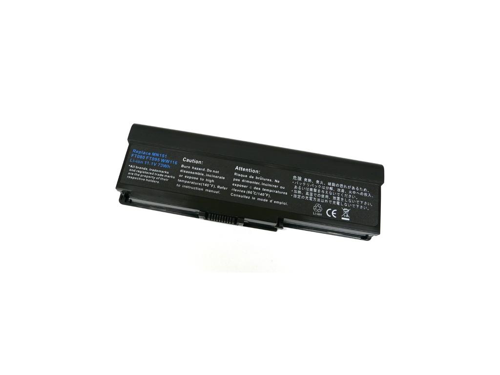 Batéria kompatibilná s Dell Inspiron 1420 / Vostro 1400 Li-Ion 6600 mAh tučná