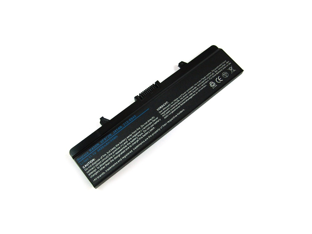 Batéria kompatibilná s Dell Inspiron 1440 Li-Ion 4400 mAh