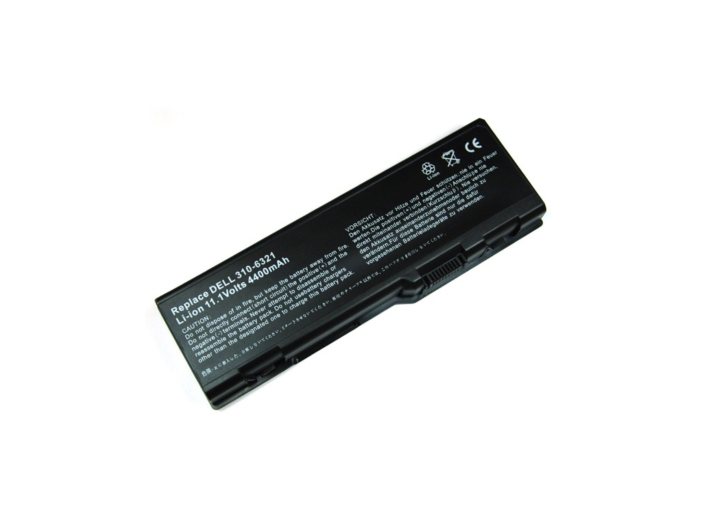 Batéria kompatibilná s Dell Inspiron 6000 Li-Ion 4400 mAh