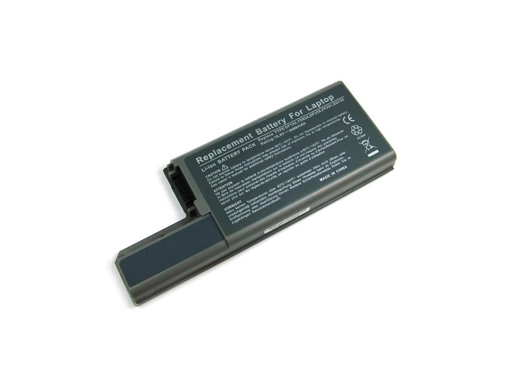Batéria kompatibilná s Dell Latitude D531 / D820 / D830 Li-Ion 4400 mAh