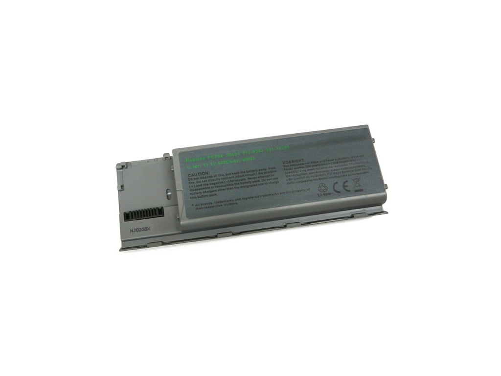 Batéria kompatibilná s Dell Latitude D620 / D630 / Precision M2300 Li-Ion 4400 mAh