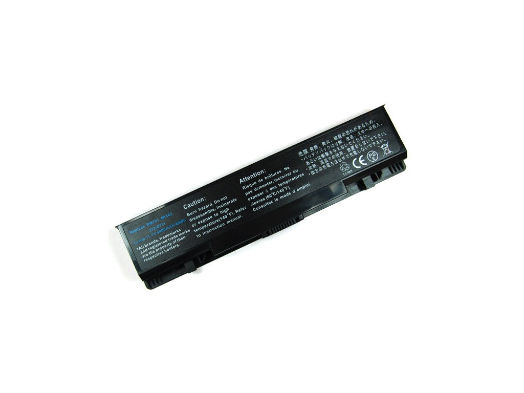 Batéria kompatibilná s Dell Studio 17 Li-Ion 4400 mAh