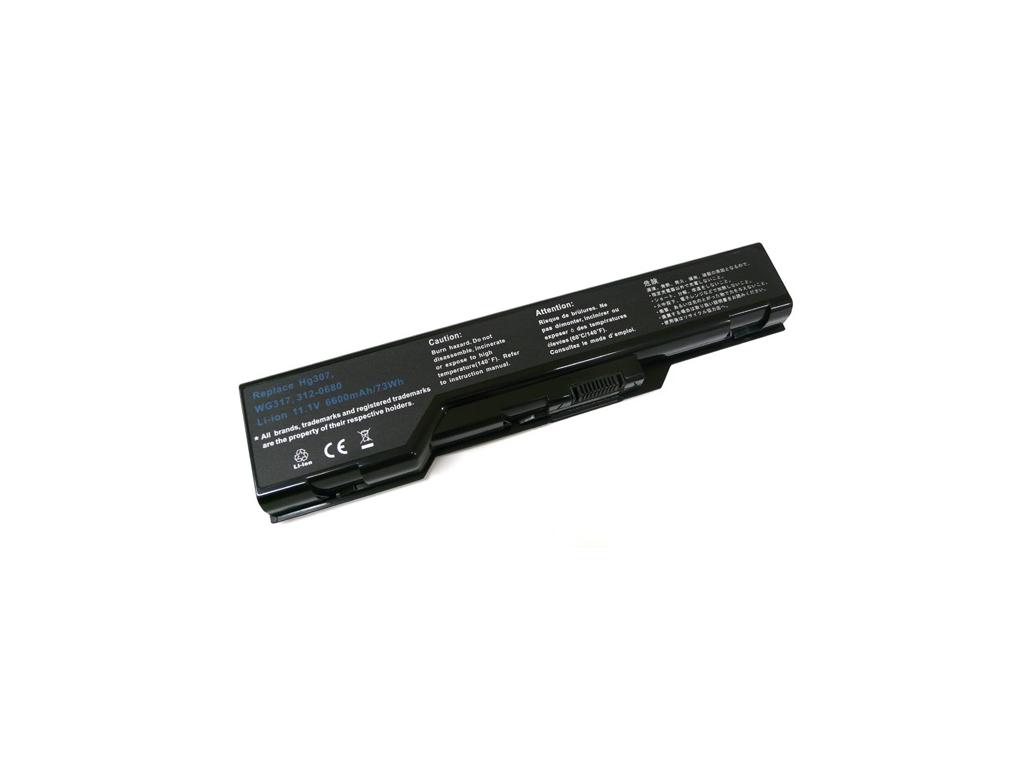 Batéria kompatibilná s Dell XPS M1730 Li-Ion 6600 mAh