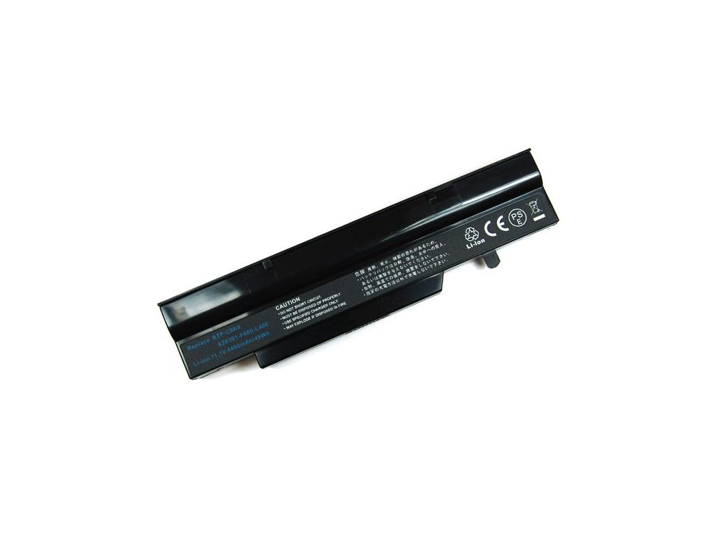 Batéria kompatibilná s Esprimo Mobile 5545 / 6545 4400 mAh