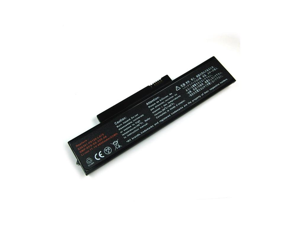 Batéria kompatibilná s Fujitsu Siemens Esprimo Mobile V5515 Li-Ion 4800 mAh