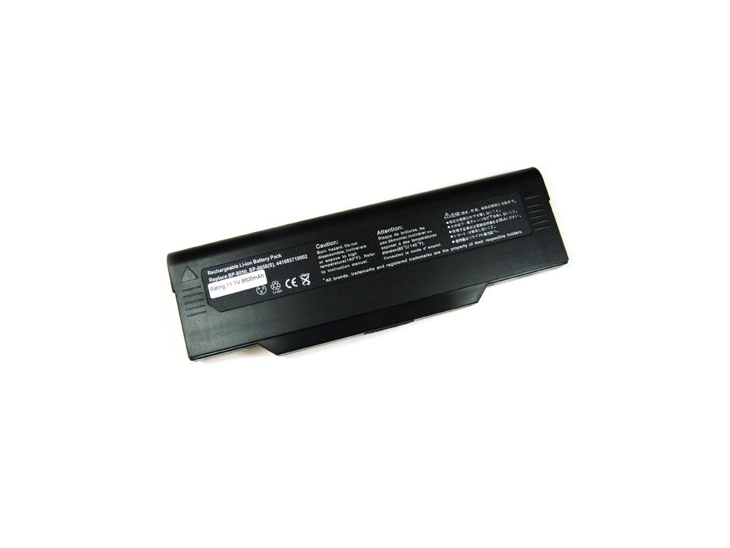 Batéria kompatibilná s Fujitsu-Siemens Amilo M1420 / L1310 Li-Ion 6600 mAh