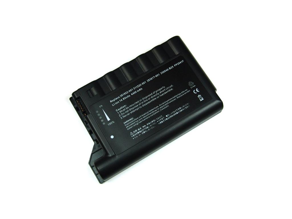 Batéria kompatibilná s Compaq Evo N600 Li-Ion 4400 mAh