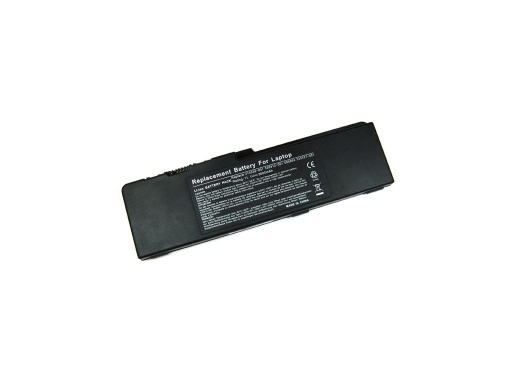 Batéria kompatibilná s Compaq NC4000 séria Li-Ion 3600 mAh