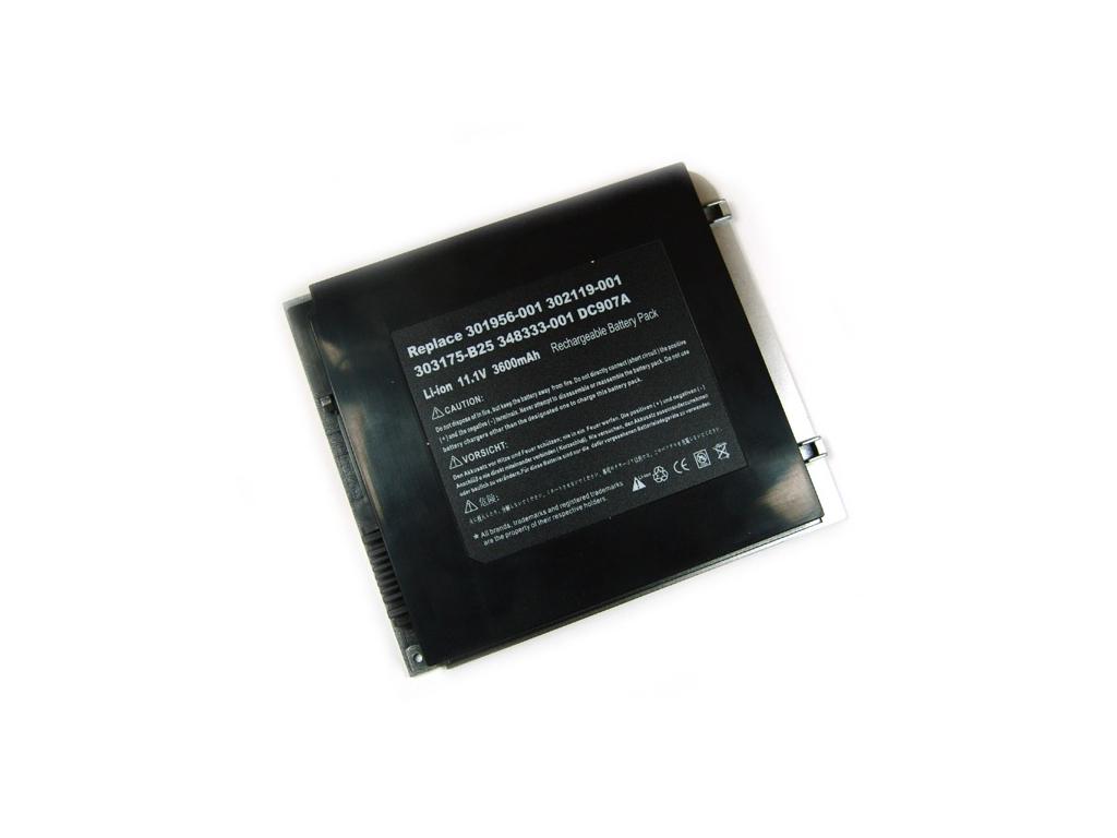 Batéria kompatibilná s Compaq Tablet PC TC100 série Li-Ion 3600 mAh