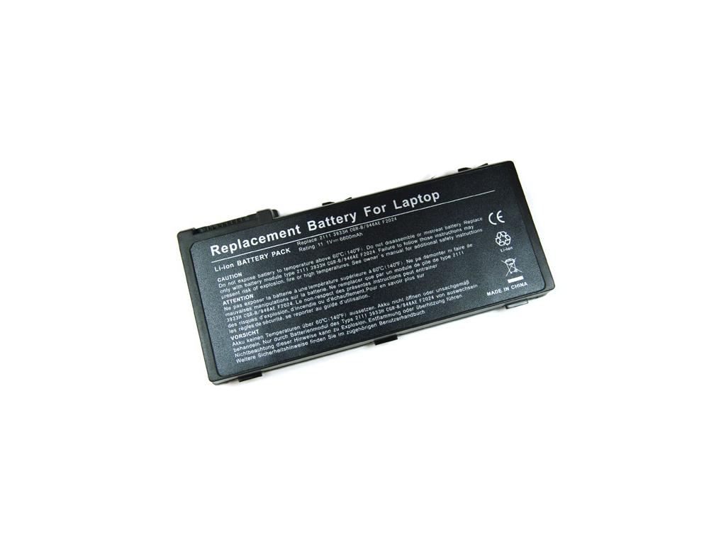 Batéria kompatibilná s HP OmniBook XE3 séria Li-Ion 6600 mAh