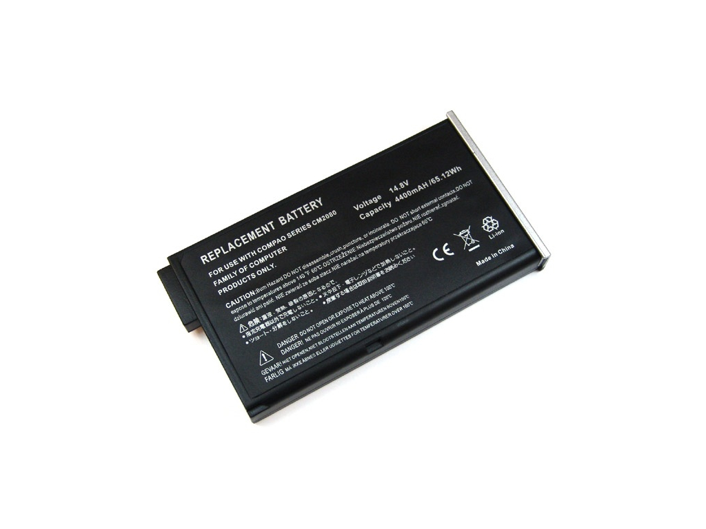 Batéria kompatibilná s HP Presario 1700 Li-Ion 4400 mAh
