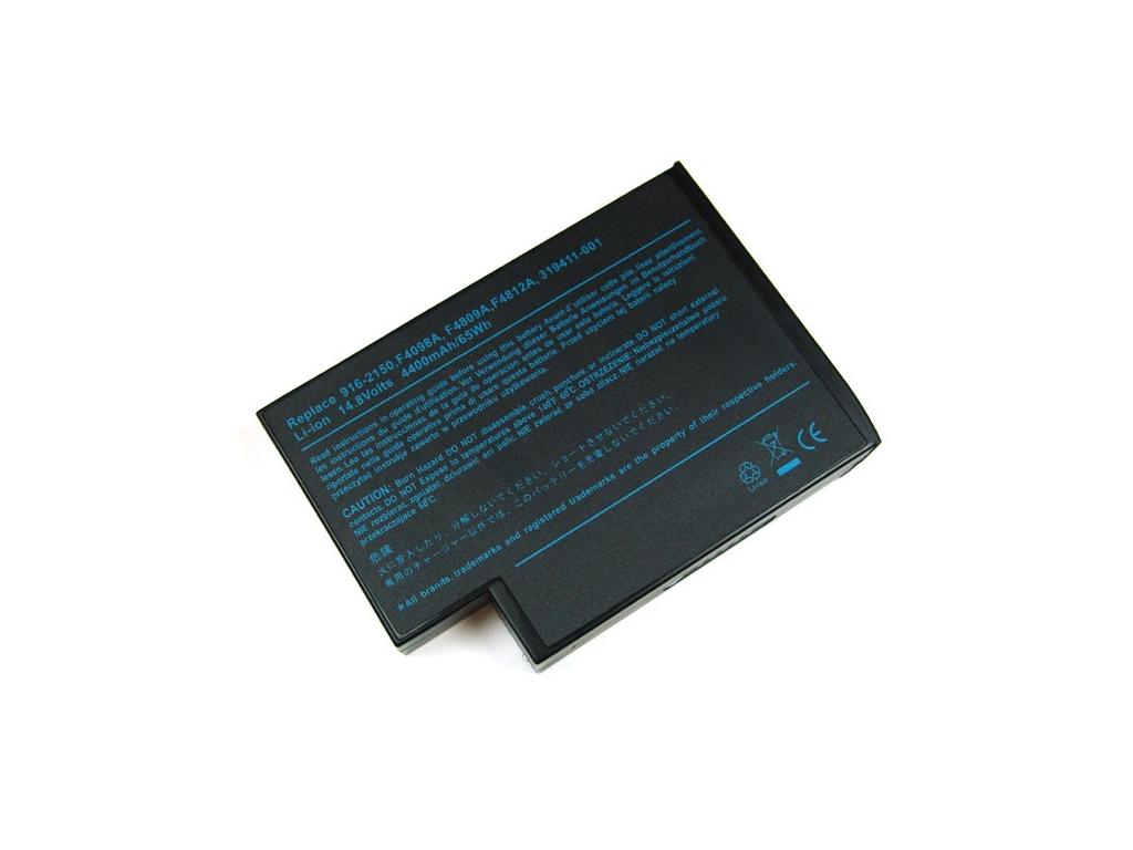 Batéria kompatibilná s HP Presario 2500/HP Evo N1010 Li-Ion 4400 mAh