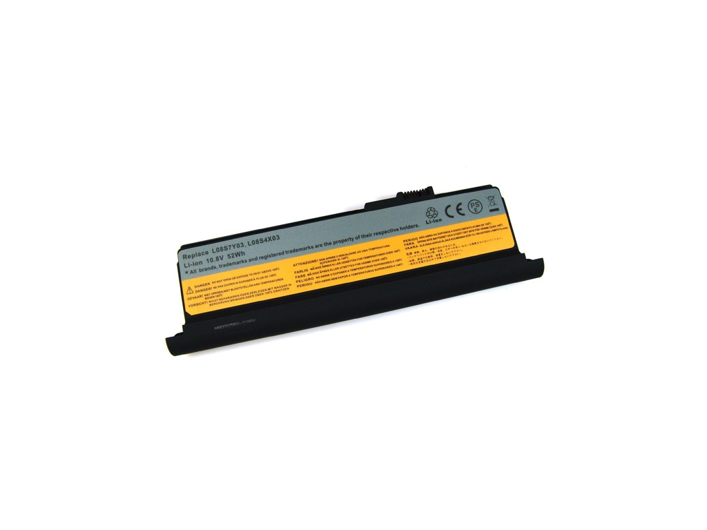Batéria kompatibilná s IBM IdeaPad U110 Li-Ion 4800 mAh
