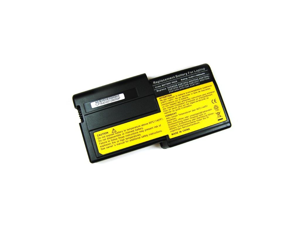 Batéria kompatibilná s IBM Thinkpad R32 Li-Ion 4400 mAh