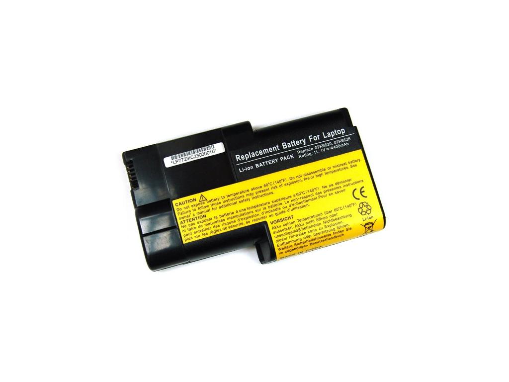 Batéria kompatibilná s IBM Thinkpad T20 Li-Ion 4400 mAh
