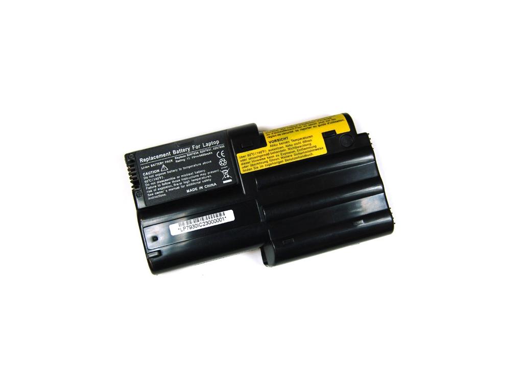 Batéria kompatibilná s IBM Thinkpad T30, T31 Li-Ion 4400 mAh