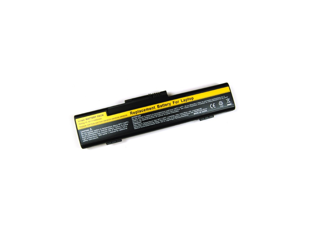 Batéria kompatibilná s IBM Thinkpad X30 Li-Ion 4400 mAh