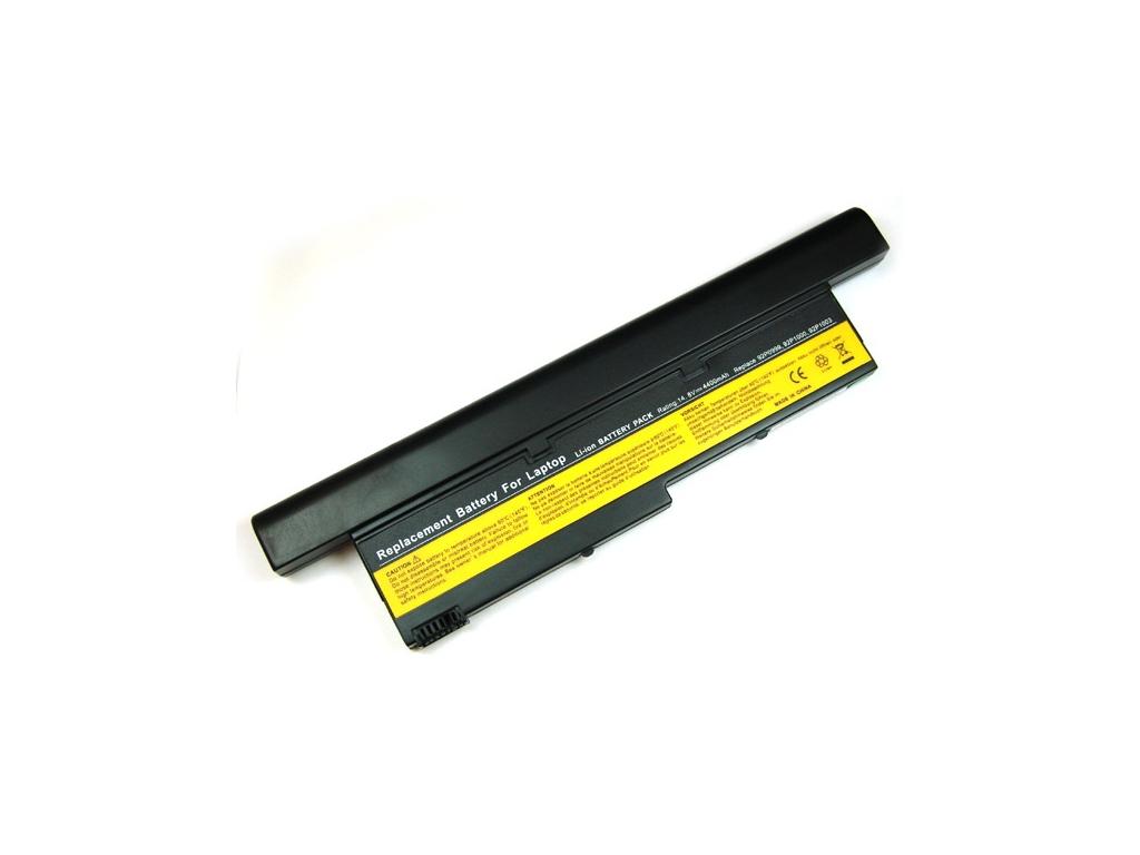 Batéria kompatibilná s IBM Thinkpad X40 Li-Ion 4400 mAh