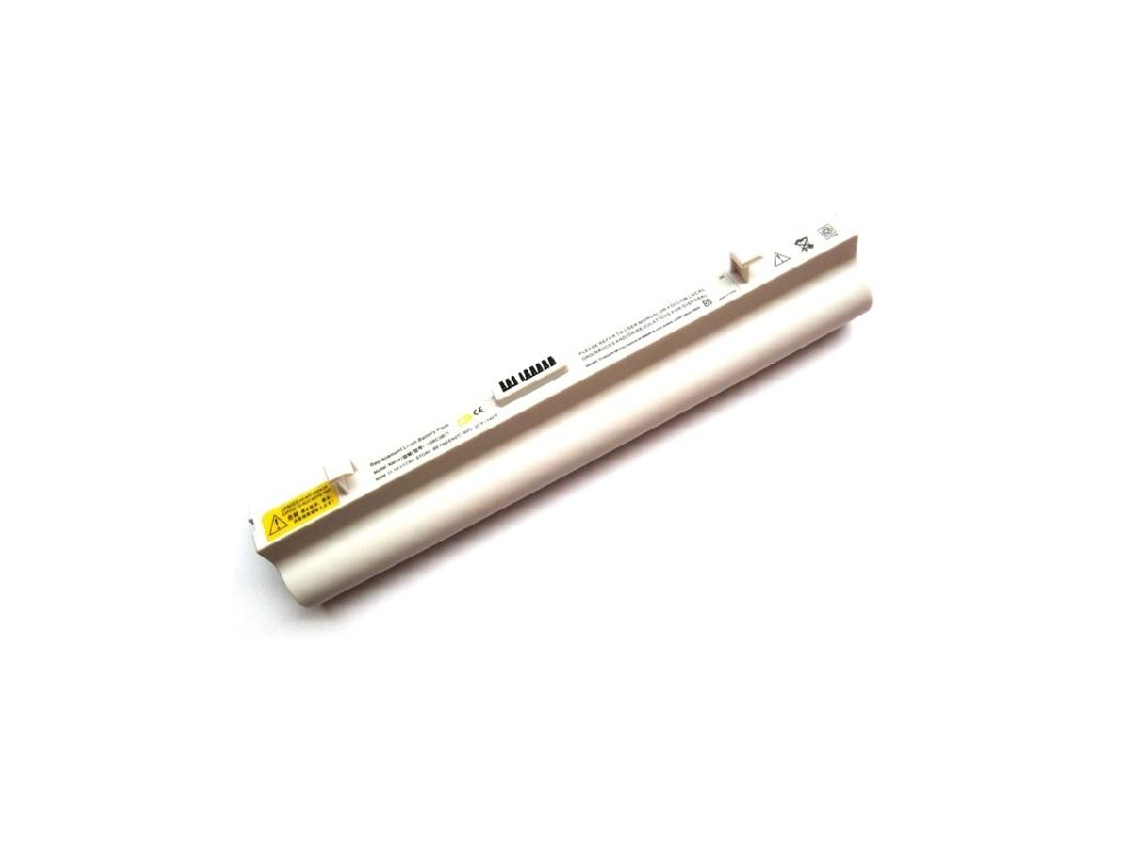 Batéria kompatibilná s Lenovo IdeaPad S9 / S10 Li-Ion 4400 mAh biela