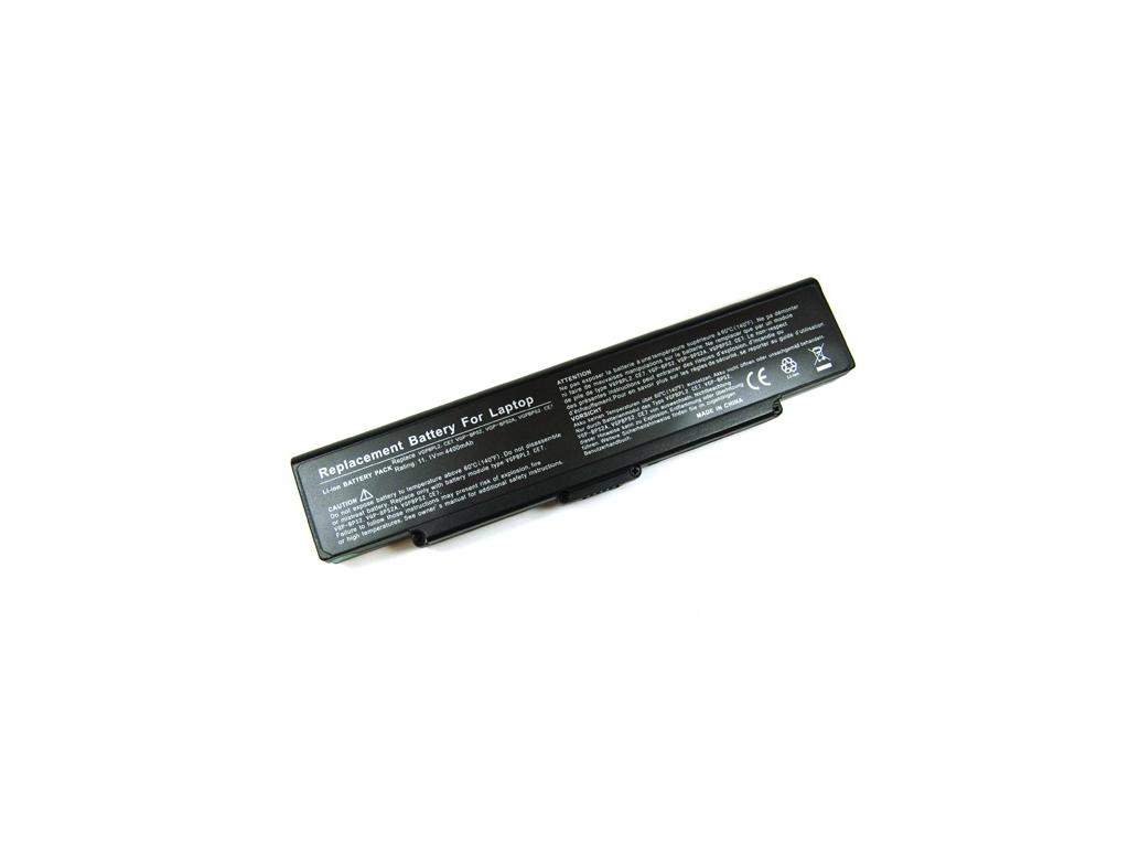 Batéria kompatibilná s Sony BPS2 4400 mAh Li-Ion čierna