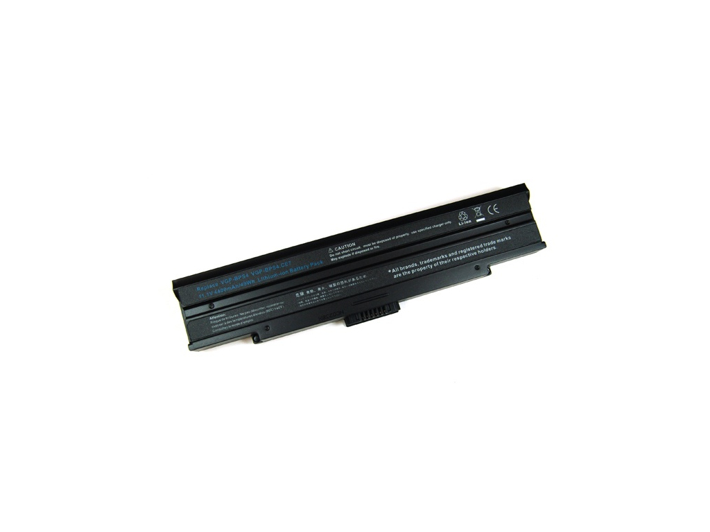 Batéria kompatibilná s Sony VGN-AX, VGN-BX série / VGP-BPS4 4400 mAh