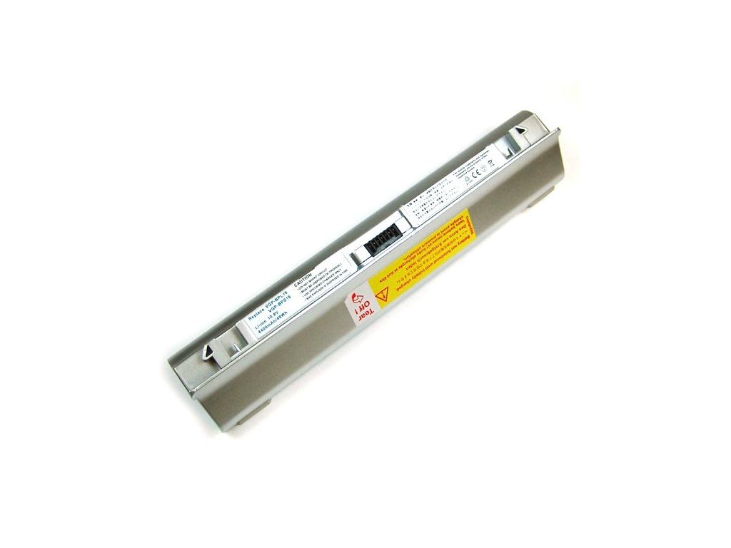 Batéria kompatibilná s Sony VGP-BPS18 Li-Ion 4400 mAh strieborná