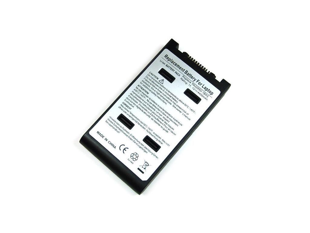 Batéria kompatibilná s Toshiba PA3285 Li-Ion 4400 mAh