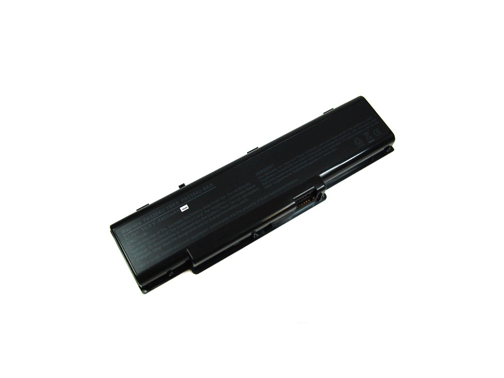 Batéria kompatibilná s Toshiba PA3384U-1BAS/PA3384U-1BRS 4400 mAh Li-Ion