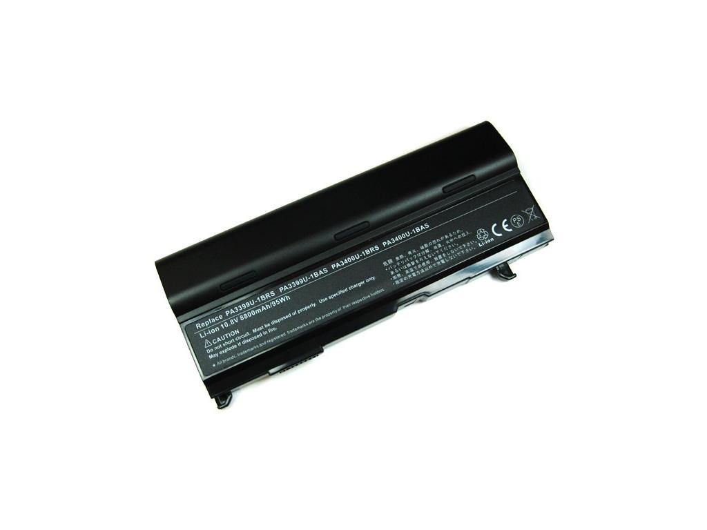 Batéria kompatibilná s Toshiba PA3399 Li-Ion 6600 mAh