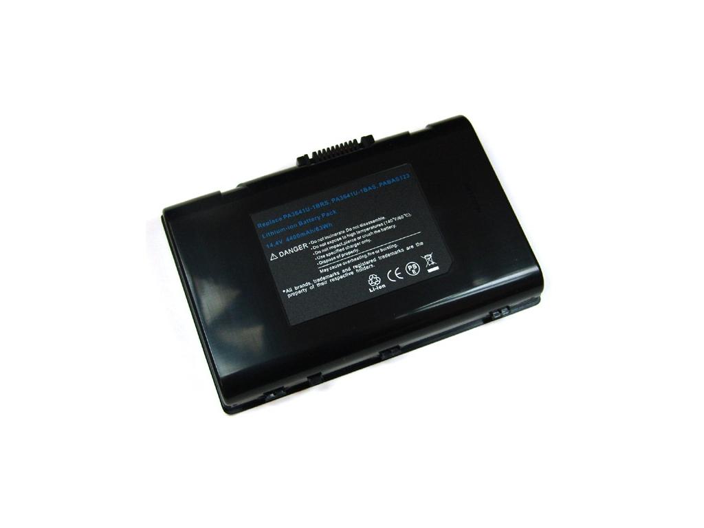 Batéria kompatibilná s Toshiba PA3641U Qosmio X300 / X305 4400 mAh