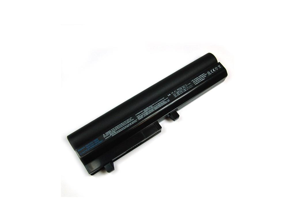 Batéria kompatibilná s Toshiba PA3733U NB200 séria Li-Ion 4400 mAh