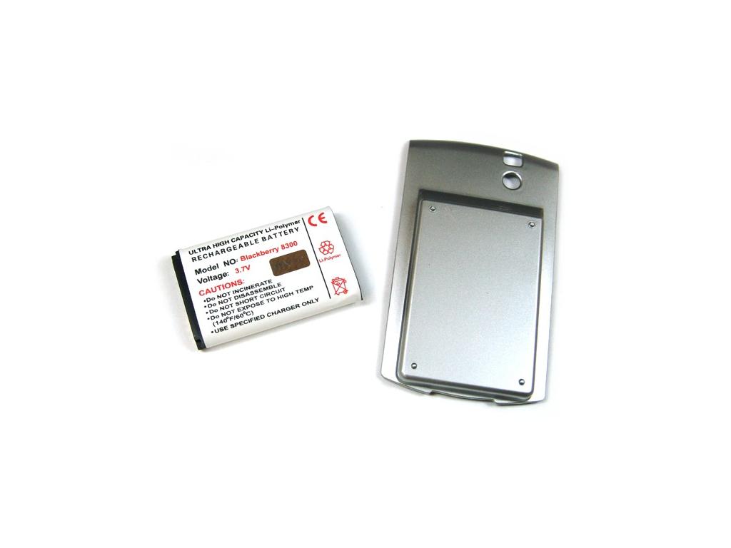 Batéria pre BlackBerry 8300 curve Li-Polymer 1900 mAh tučná