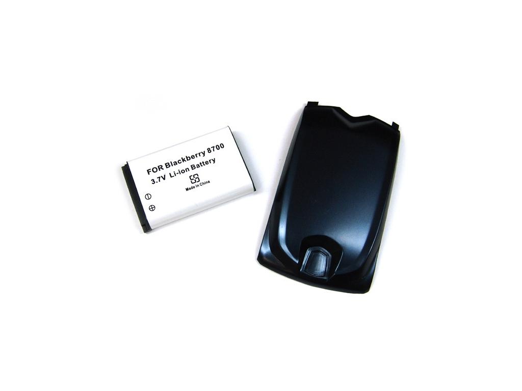 Batéria pre BlackBerry 8700 Li-Ion 1900 mAh tučná