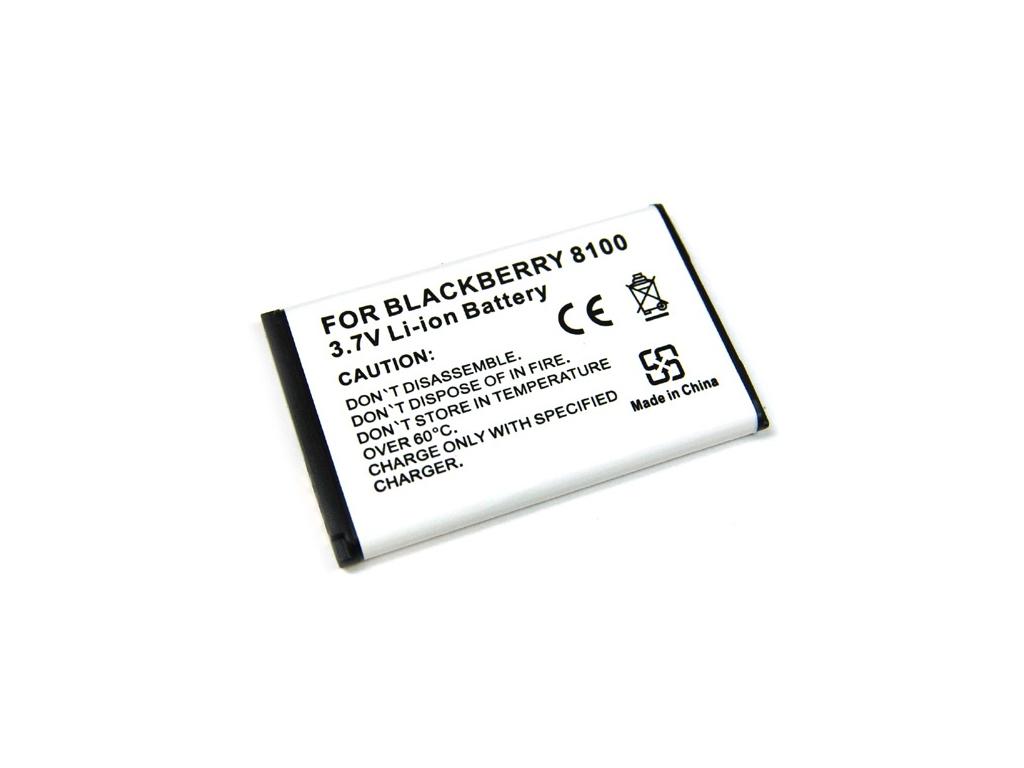 Batéria pre BlackBerry C-M2 Li-Ion 900 mAh tenká