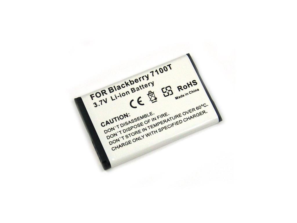 Batéria pre BlackBerry C-S2 Li-Ion 1100 mAh tenká