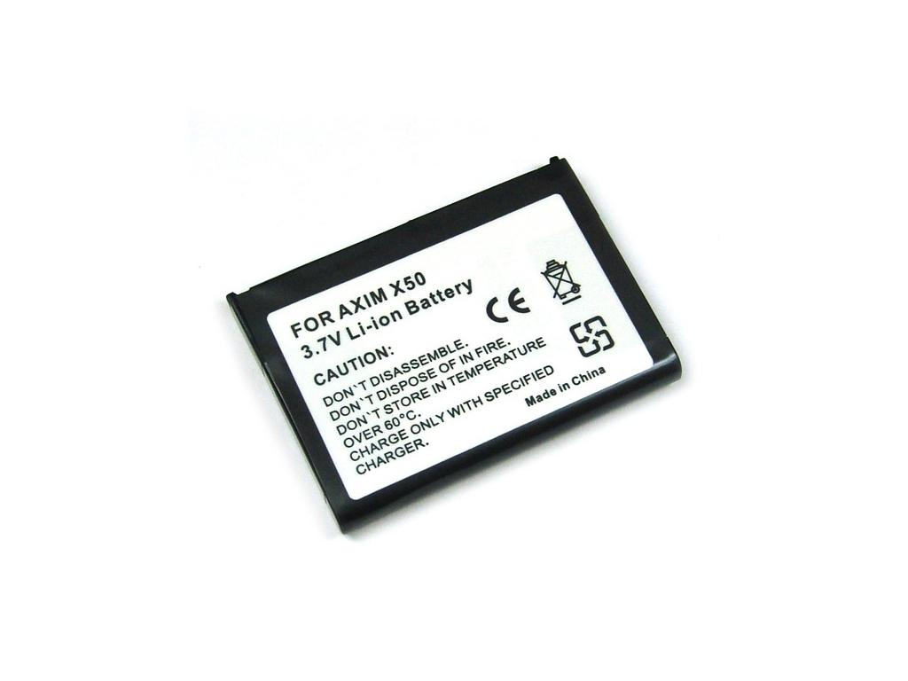 Batéria pre Dell Axim X50/X50v Li-Ion 1100 mAh tenká