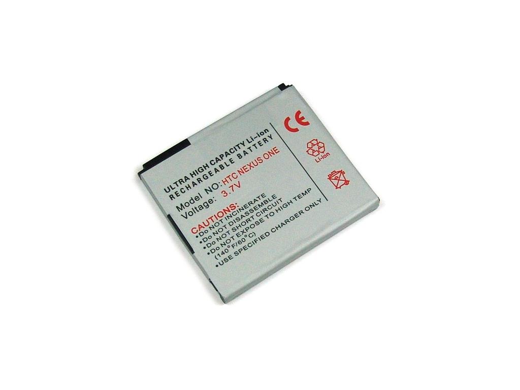 Batéria pre HTC BA S410 Li-Ion 1300 mAh tenká